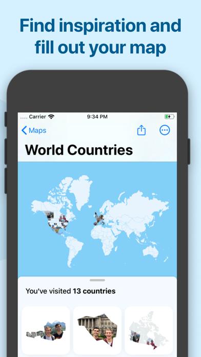 Photo Map — Travel Trackerのおすすめ画像7