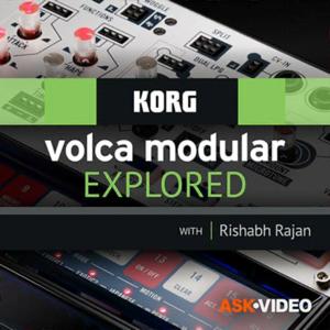 Volca Modular Course by AV 107 - Music app