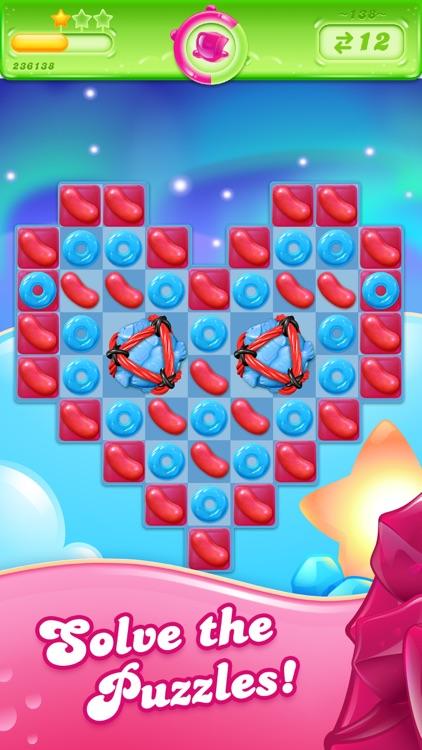 Candy Crush Jelly Saga screenshot-3
