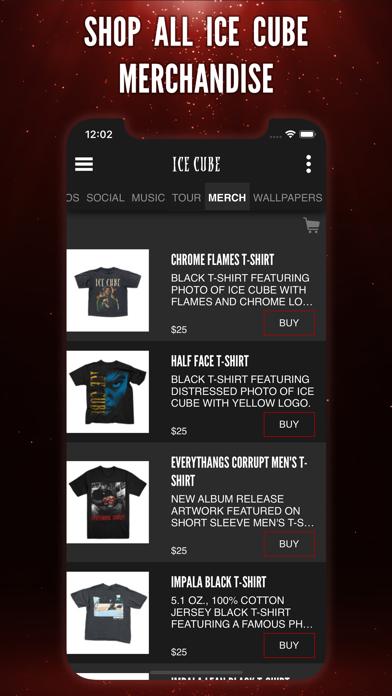 Ice Cube Official Fan Appのおすすめ画像5
