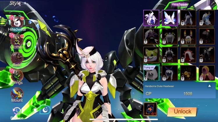 Eternal Sword M screenshot-3