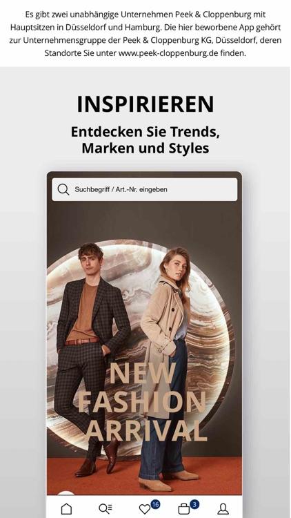 Peek&Cloppenburg* Fashion Shop