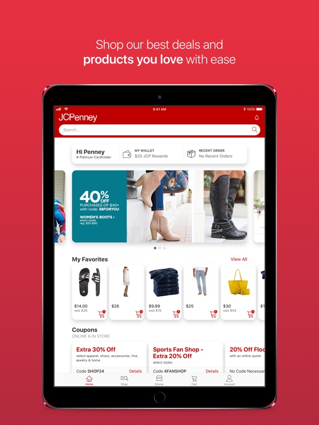 dcea2fc87  JCPenney en App Store