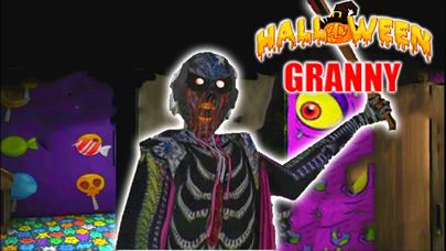 Halloween Granny Scream 2 screenshot 1