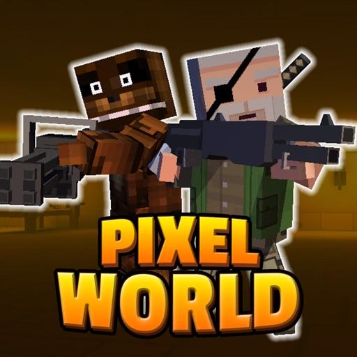 Pixel Z World - Last Z Hunter