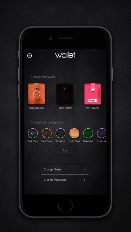 Wallet S screenshot-4