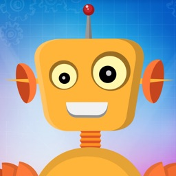 Robot games for preschool kids