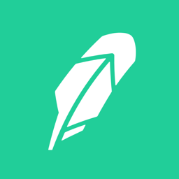 Ícone do app Robinhood: Invest. Save. Earn.