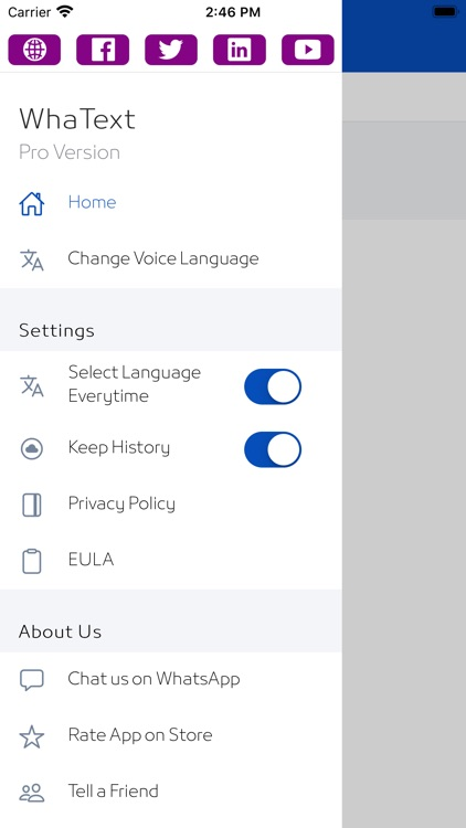 WhaText- Voice to Text on Chat screenshot-6
