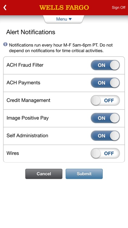 Wells Fargo CEO Mobile screenshot-4