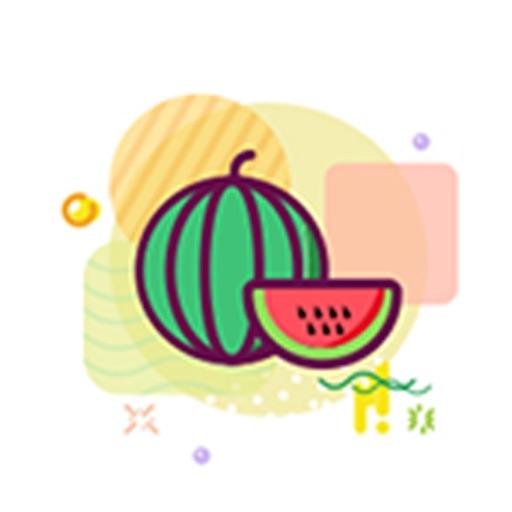 Fruit pie Stickers