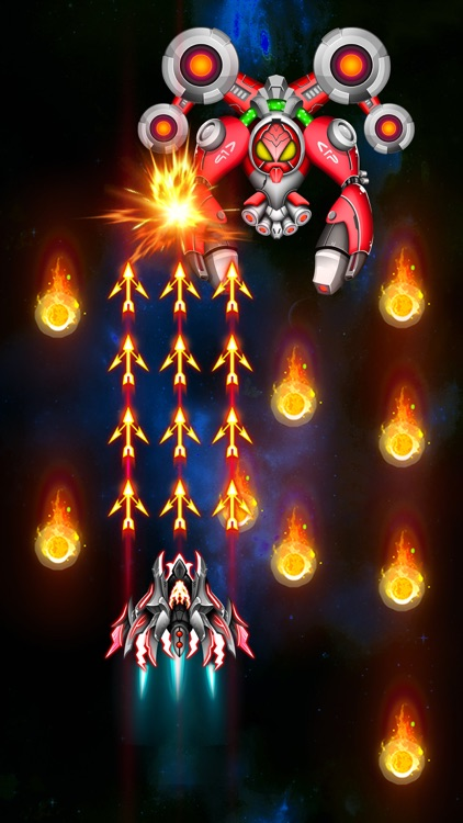 Galaxy Attack: Space Shooter screenshot-9