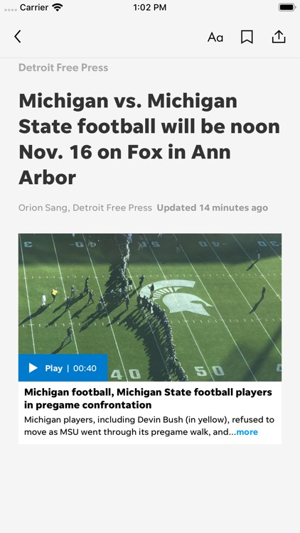 Michigan Sports Xtra