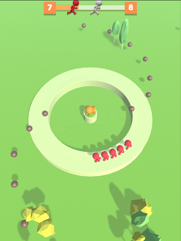 Circle Run 3D screenshot 7