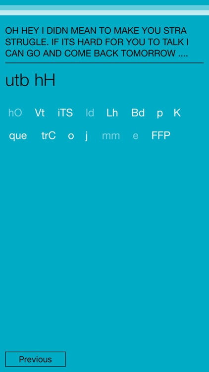 Grayout screenshot-3