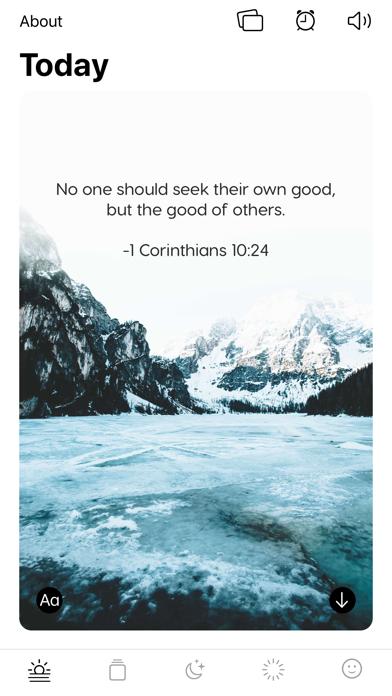 Daily Holy Bible Verses Quotes Screenshot