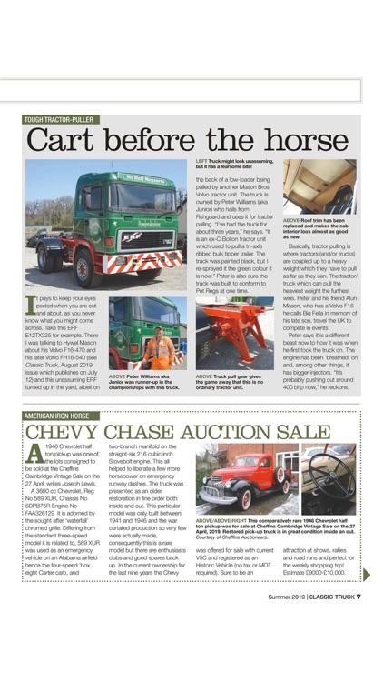 Classic Truck Magazine screenshot-6