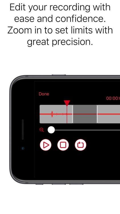 Voice Rec Pro screenshot-3