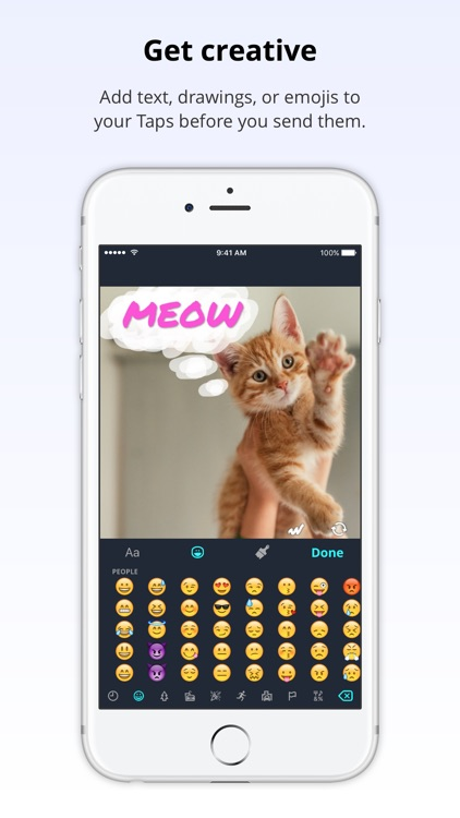 Tapstack: Moment Sharing screenshot-4