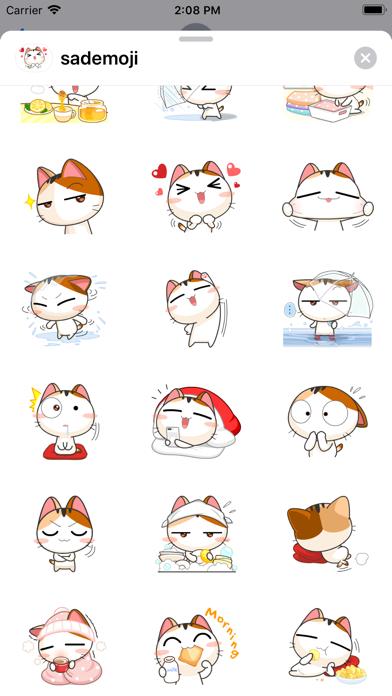 Lucy - the super cute cat screenshot 3