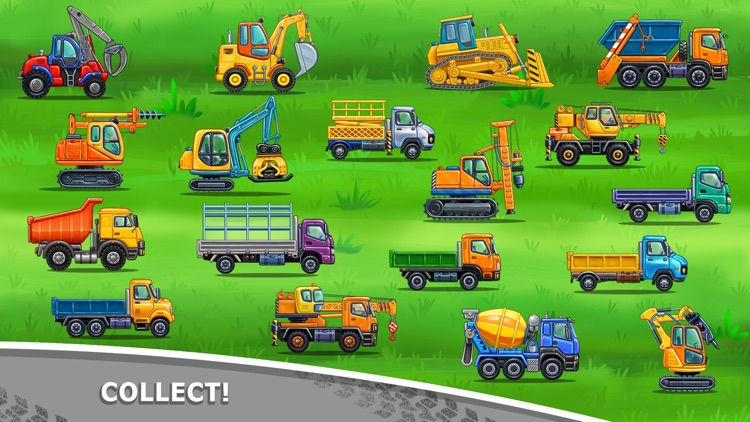 Build a House for Tractor Game screenshot-6