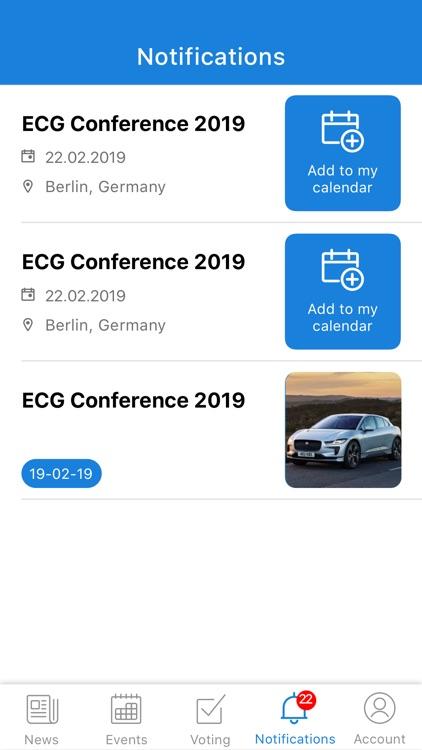 ECG News screenshot-4