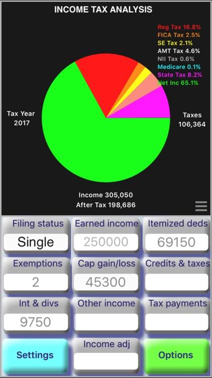 Income Tax Calculator: TaxMode