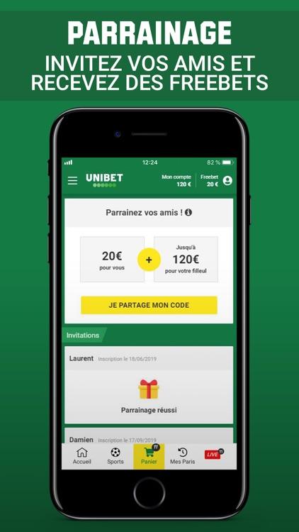 Unibet Paris Sportifs screenshot-6