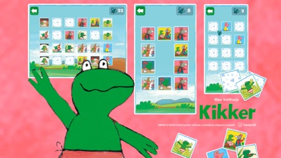 点击获取Kikker Games