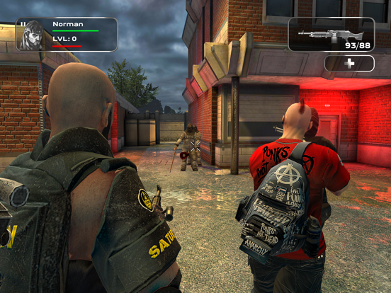 Slaughter 3: Мятежники для iPad