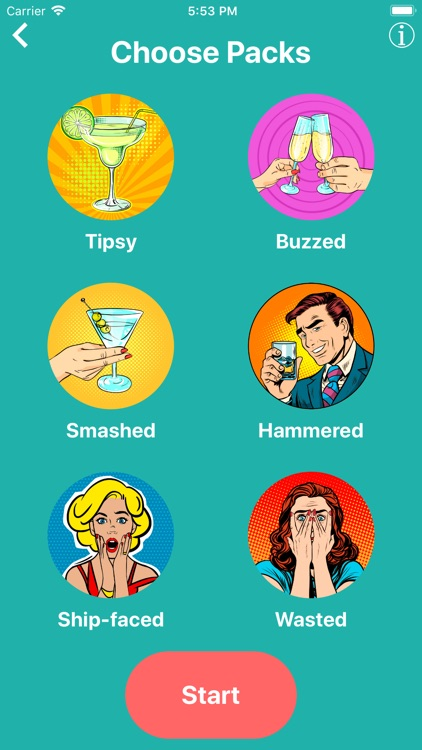 Booze: The Drinking Game