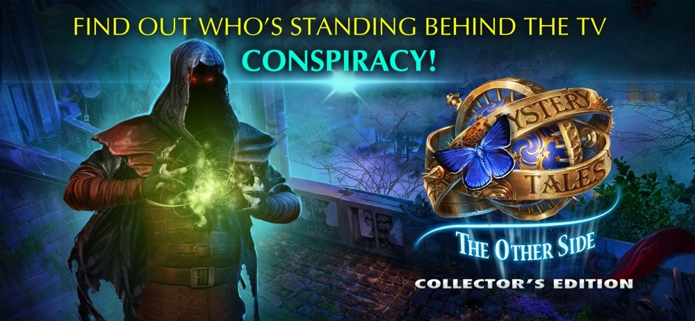 Mystery Tales: The Other Side Cheat Codes