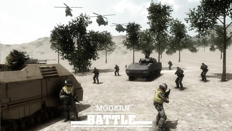 Modern battle 2