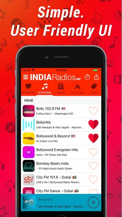 India Radios HD