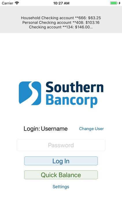 Southern Mobile Banking screenshot-3