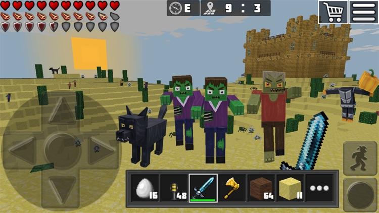 WorldCraft : 3D Build & Craft screenshot-3