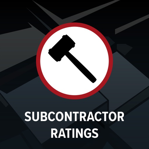 CMiC Subcontractor Rating