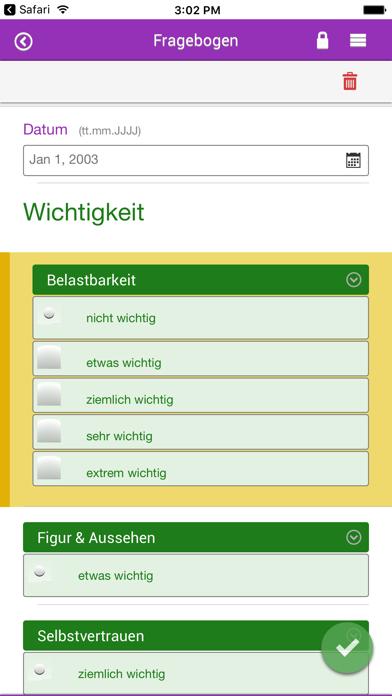 QLS-H TrackerScreenshot von 4