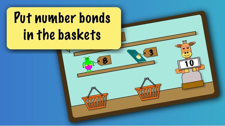 Leo and Pals Number Bonds screenshot-4