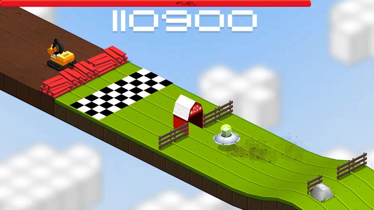 Cubed Rally World (GameClub) screenshot-3