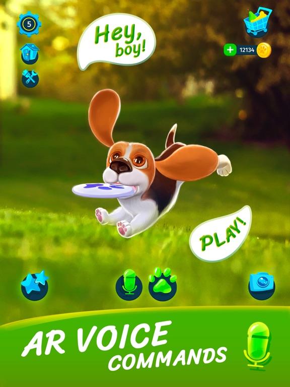 TamaDog! - AR Puppy Games screenshot 10