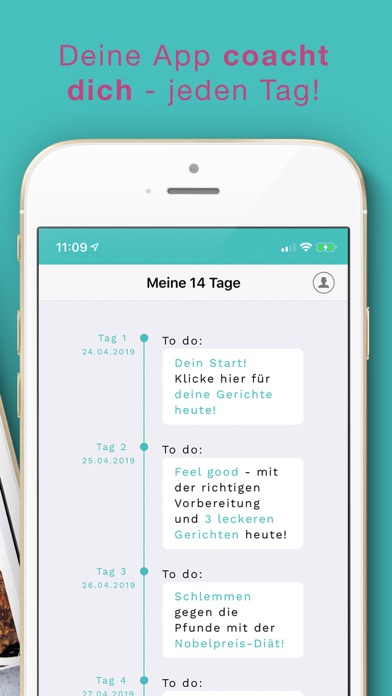 Screenshot for Intervallfasten in Germany App Store