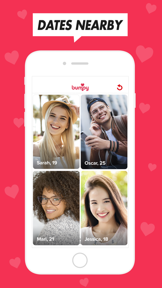 Bra dating apps på iPhone