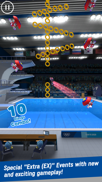 Sonic at the Olympic Games screenshot 4