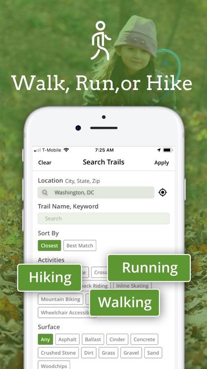 TrailLink: Trail Maps & Guide screenshot-3