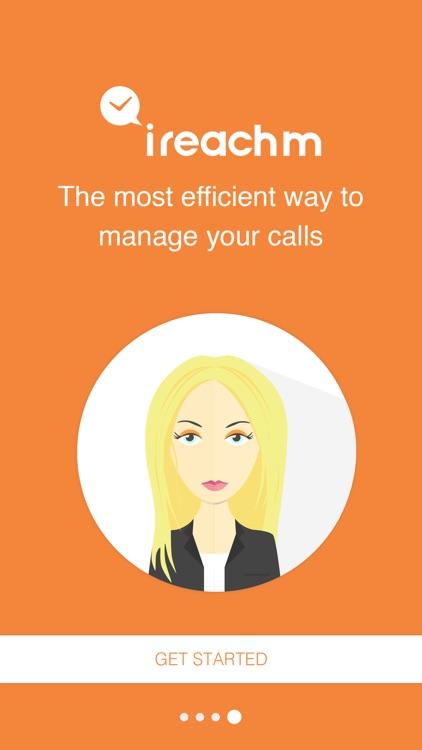Smart Voicemail - iReachm screenshot-3