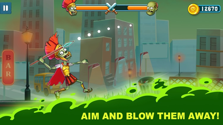 Zombie Blades: Bow and Guns