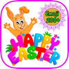Happy Easter Emoji Stickers