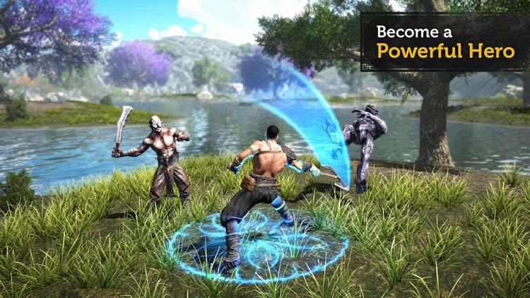Evil Lands: MMO RPG