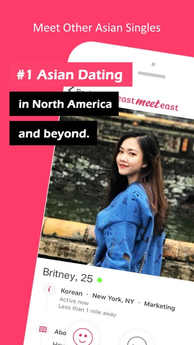 EastMeetEast - #1 Asian Dating for Windows